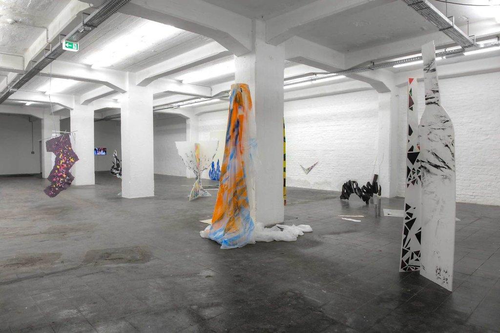 Objects by Daniel Kiss, video by Benjamin Zuber